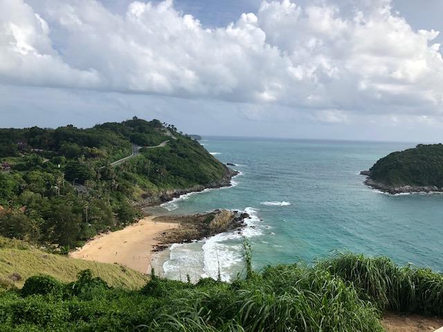Op vakantie naar Thailand